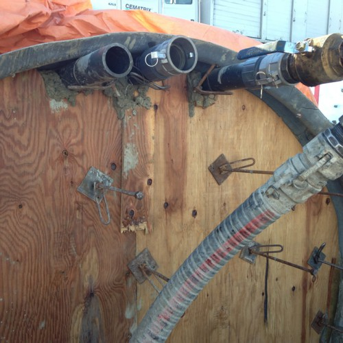 Pipe Abandonment - Insulation [Photo Gallery] #4