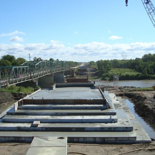 Bridge Approach Fill [Photo Gallery] #4