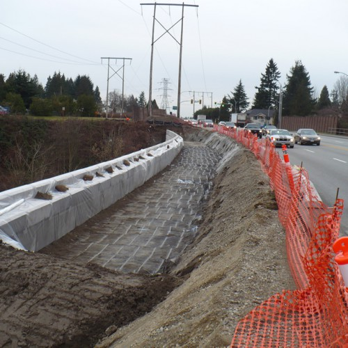 Slope Stabilization [Photo Gallery] #2