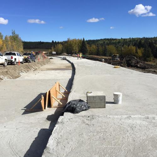Slope Stabilization [Photo Gallery] #5