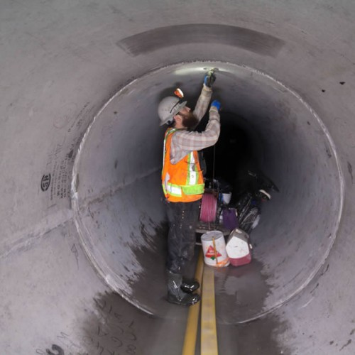 Tunnel Grouting [Photo Gallery] #3